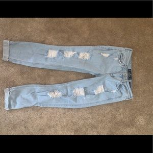 Hollister Cropped Jeans